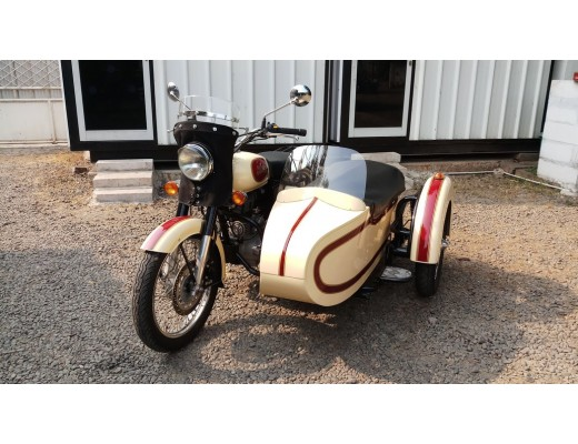 Sidecar Kit For Royal Enfield